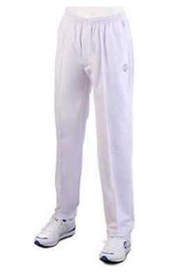 Drakes Pride Mens Bowls Sports Trousers - Part Lined - Elasticated Waist B7130