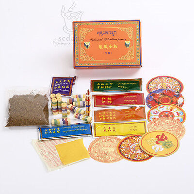 Tibetan Buddhist Altar Offering Appliance Sets Fitting - Universal