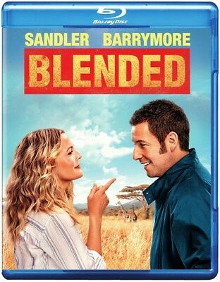 Blended [New Blu-ray] With DVD, Full Frame, Subtitled, Ac-3/Dolby Digital, Dig