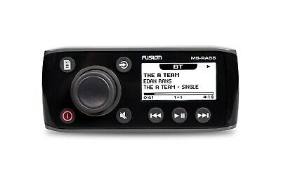 FUSION ✱ RA55 MARINE STEREO + Built in BLUETOOTH ✱ AM/FM RADIO STREAMING MSRA55