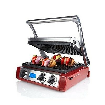 Wolfgang Puck Trill 5 in 1 Grill Griddle with Dual Temp Control