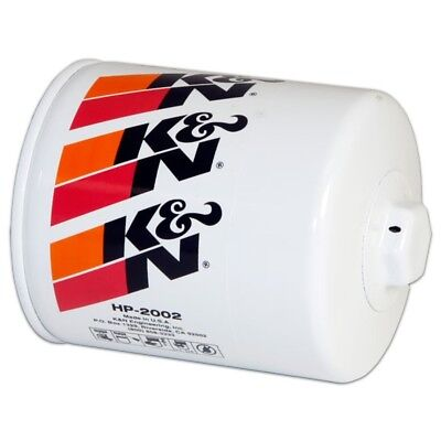 Premium Wrench Off Replacement Performance Engine Oil Filter K and N HP-2002 K&N