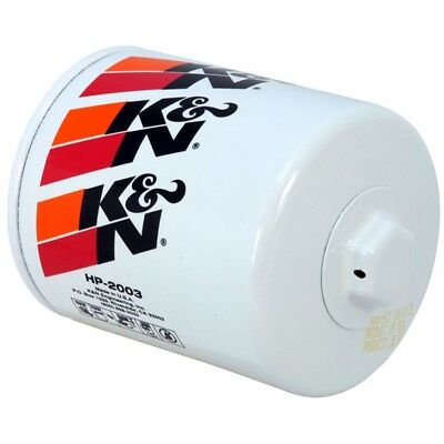 Premium Wrench Off Replacement Performance Engine Oil Filter K and N HP-2003 K&N