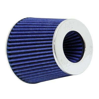 OE Replacement Performance Universal Air Filter Chrome K and N - RG-1001BL K&N