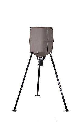 New Wildgame Innovations Buck Commander Hex 225 LB Tripod Game Feeder W225EZ