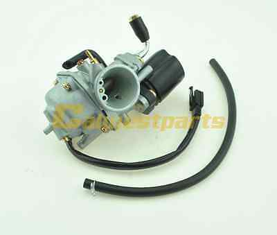 electric choke carburetor carb fits eton 50cc 90cc 100cc viper 2-stroke new  e3
