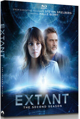 Extant: The Second Season [New Blu-ray] Ac-3/Dolby Digital, Digital Theater Sy