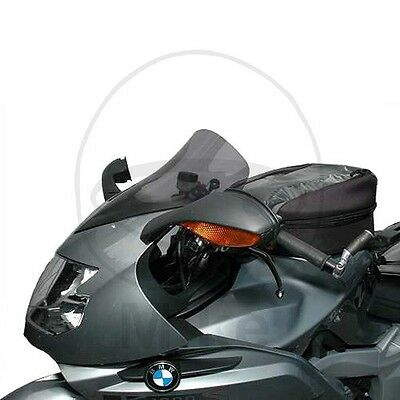 For BMW K 1200 S ABS 2006 MRA Touring Screen Smoke Grey