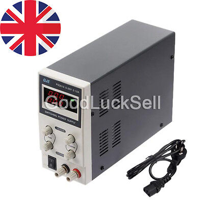 KPS3010D 30V 10A 220V Precision Variable Adjustable Digital DC Power Supply UK