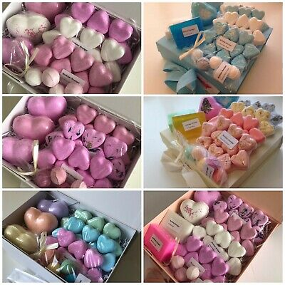 Bath Bomb/Soap Hampers & Gift Boxes