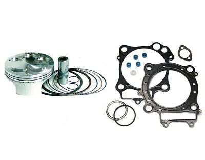 Kawasaki Kx250F Piston Top End Gasket Rebuild Kit 2006 To 2009 Kxf250