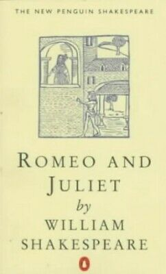 Romeo And Juliet (Penguin Shakespeare) by Shakespeare, William Paperback Book
