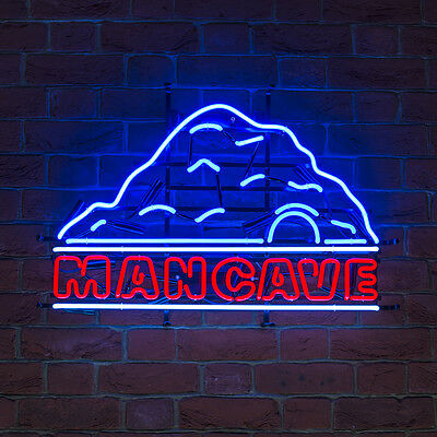New Traditional Neon Light (Not LED) Pub Shed Bar Sign Neonetics Large  MANCAVE