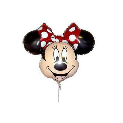 Ballon geant Minnie Decoration Anniversaire 76x92 cm Aluminium  202