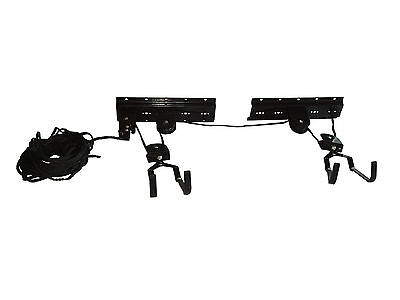 Gear Up Inc. Black Series Up and Away Bike Hoist System