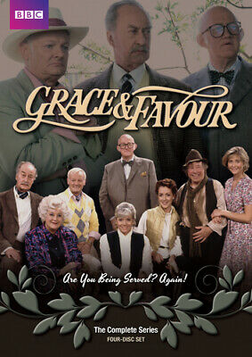 Grace and Favour: The Complete Series DVD (2016) Mollie Sugden ***NEW***