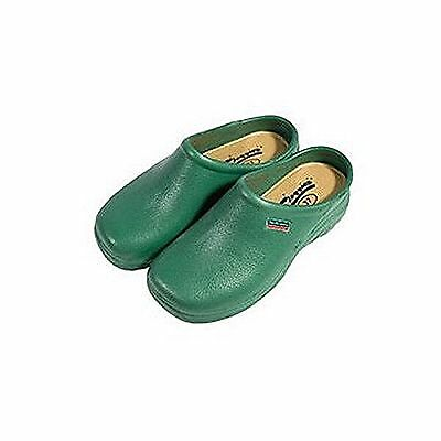 Town & Country EVA Cloggies Sandales Vert Taille45