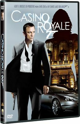 James Bond: Casino Royale - Dvd