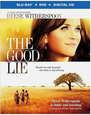 The Good Lie [New Blu-ray] With DVD, Digitally Mastered In Hd, Dolby, Digital