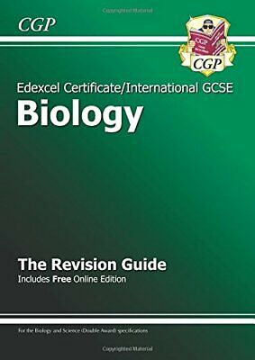 Edexcel International GCSE Biology Revision Guide with Online Ed... by CGP Books