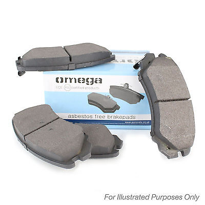 New Mercedes A-Class W168 A170 CDi Genuine Omega Front Brake Pads Set