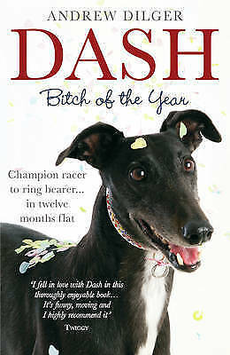 Dash: Bitch of the Year by Andrew Dilger New Paperback Book