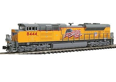 Kato 176-8404 N Scale EMD SD70ACe Union Pacific #8444 DCC Ready Locomotive