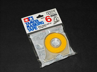 Tamiya Tools - Masking Tape 6mm w/Dispenser