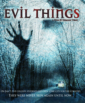 Evil Things [New Blu-ray] Manufactured On Demand, Ac-3/Dolby Digital