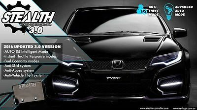 STEALTH 3.0 CONTROLLER HONDA 9 ACCORD ODYSSEY CROSSTOUR Tune Chip Throttle Boost