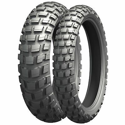 Michelin Anakee Wild 110/80 R19 (59R) & 150/70 R17 (69R) Motorcycle Tyres
