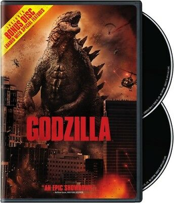 Godzilla [New DVD] Special Edition, UV/HD Digital Copy, Subtitled, 2 Pack, Eco