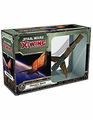 Star Wars X-Wing Hounds Tooth X Wing Expansion Pack Fantasy Flight Games