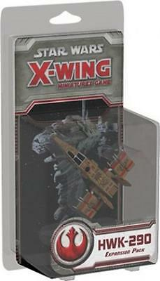 Star Wars X-Wing HWK-290 X Wing Expansion Pack Fantasy Flight Games