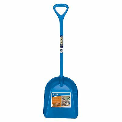 Draper Expert Multi-Purpose Polypropylene Wood Chipping/Snow Shovel - 19174