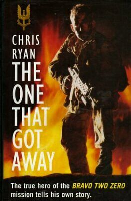 The One That Got Away by Ryan, Chris Hardback Book The Cheap Fast Free Post
