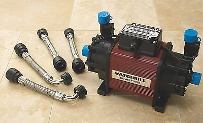 Watermill 1.5 Bar Centrifugal Shower Pump WASP-50
