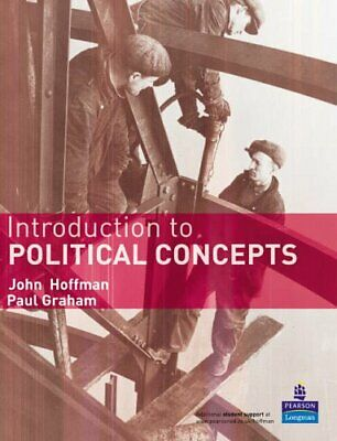 Introduction to Political Concepts by Graham, Dr Paul Paperback Book The Cheap