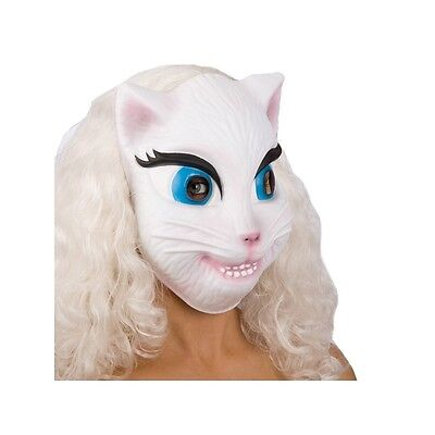 Masque de chat femme Drole - Adulte - Deguisement Carnaval
