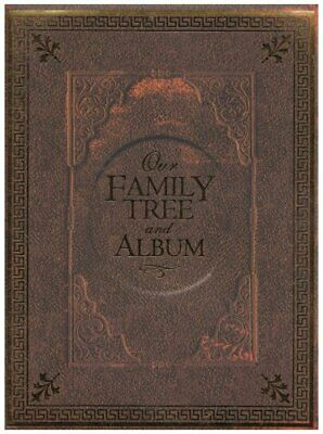 Our Family Tree and Album by Samone Bos Record book Book The Cheap Fast Free