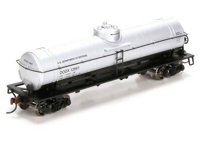 Athearn ATH29332 HO Scale 1-Dome Tank DODX #12664 Rolling Stock