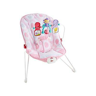 Fisher-Price Bouncer - Pink Ellipse