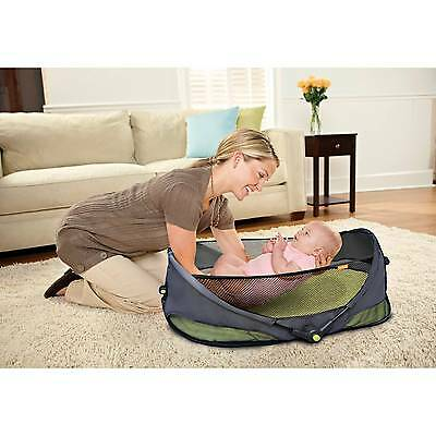 Brica Fold n Go™ Travel Bassinet