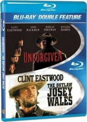 Unforgiven / Outlaw Josey Wales [New Blu-ray] 2 Pack