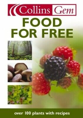 Collins Gem - Food for Free by Mabey, Richard Paperback Book The Cheap Fast Free