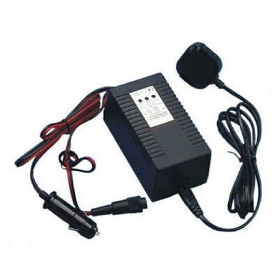 Solo 726 Mains and Car Charger 220/240v