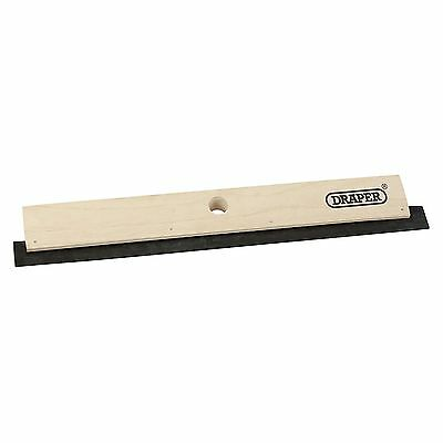 Draper 600mm Rubber Floor Cleaning/Cleaner Squeegee Only - 43794