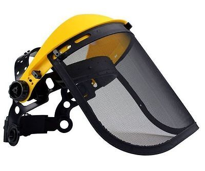 Oregon safety mesh visor with headband ideal for Stihl & Husqvarna users