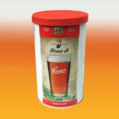 Coopers Brew A - American IPA - 40 Pint Homebrew Beer Kit