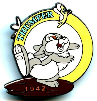 Willabee & Ward 2008 Thumper Pin from Bambi